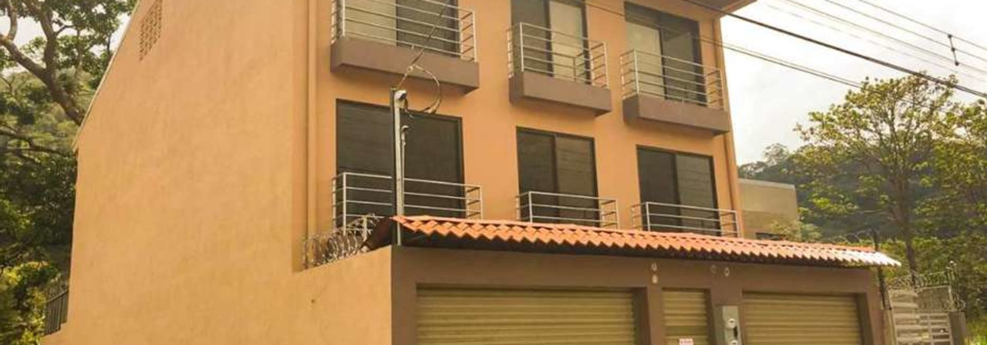 Venta de edificio de apartamentos nuevos en  Curridabat, San Jose.