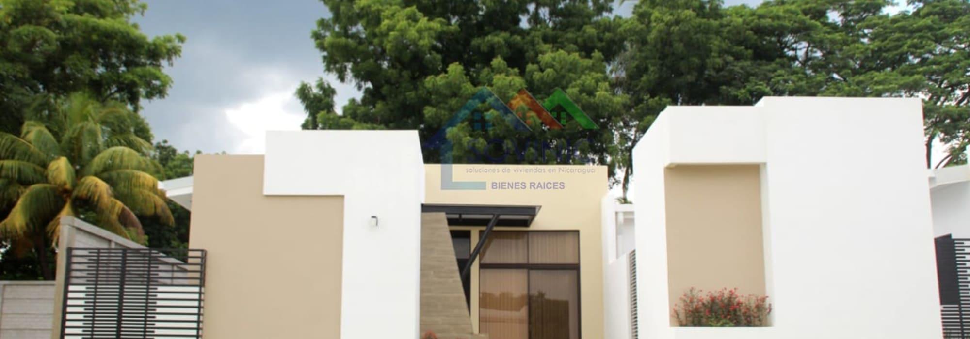 Casas nuevas en km 12.5 carretera Masaya