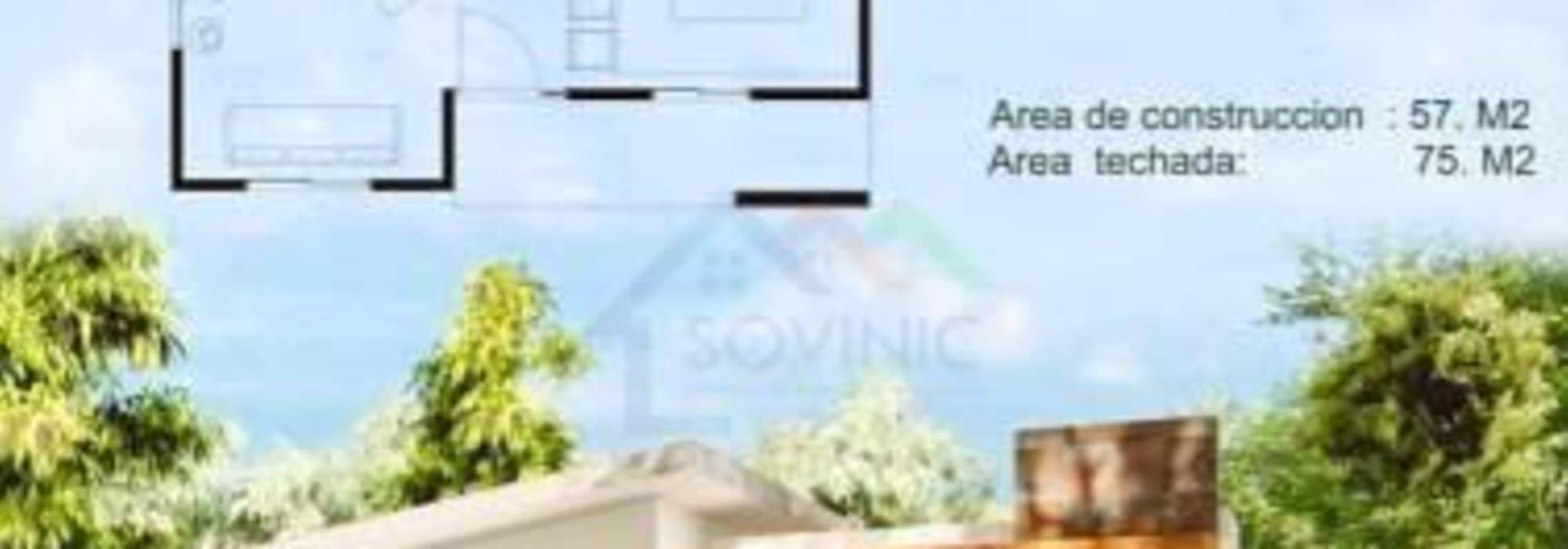 Construye tu casa en tu terreno