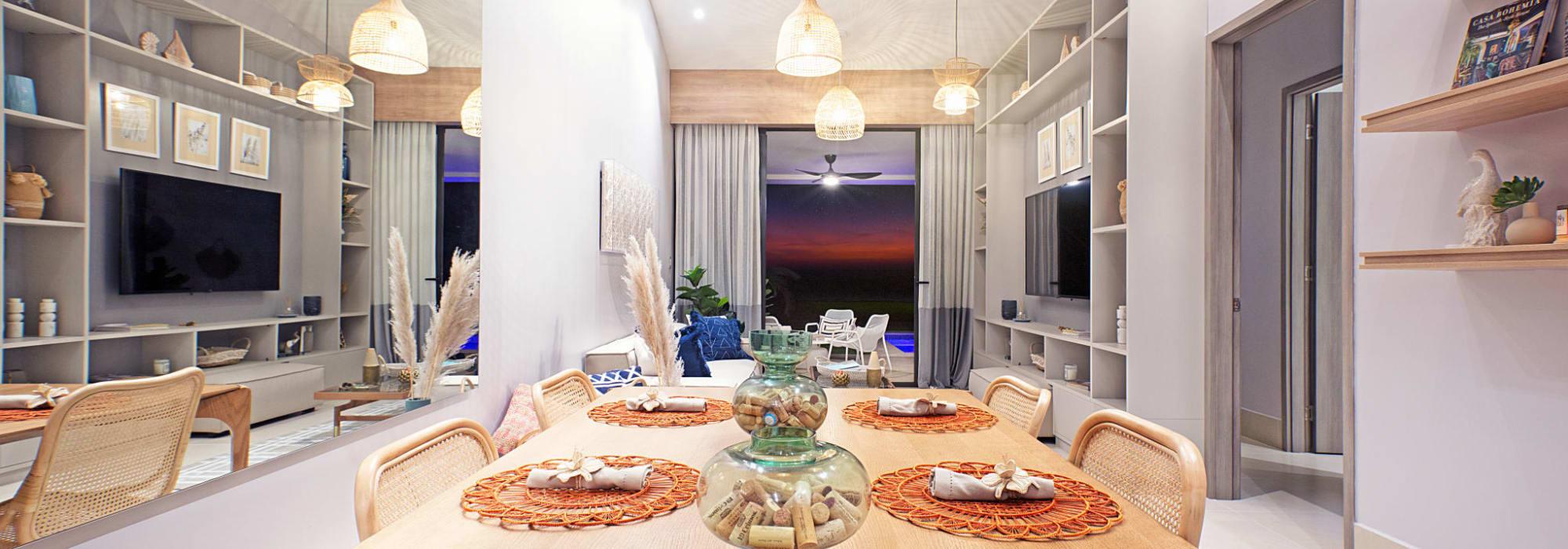 Venta de Casas en Ocean Villas Residences by Casamar