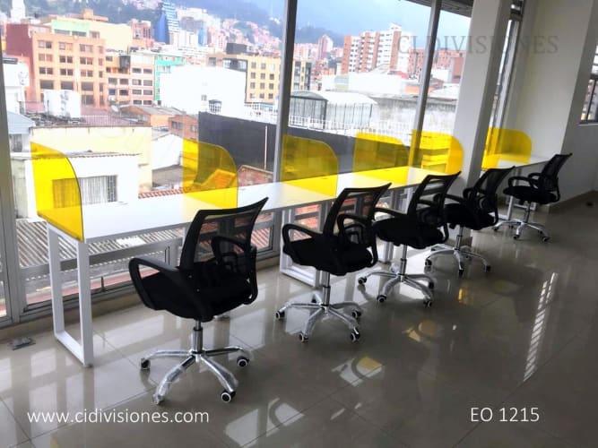 Divisiones / Mobiliario/ - Adecuamos sus oficinas