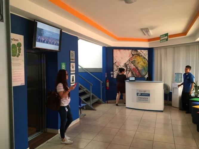 En venta edificio pista Jean Paul Genie,Managua-Nicaragua